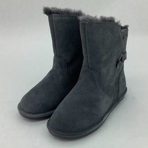 BearPaw | Women's Boots | Charcoal